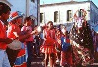 Reisado - Folclore - Sergipe