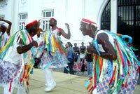 São Gonçalo Pares - Folclore - Sergipe